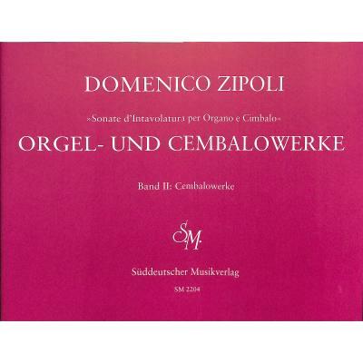 Orgel und Cembalowerke 2