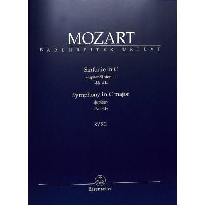 Sinfonie 41 C-Dur KV 551 (Jupiter)