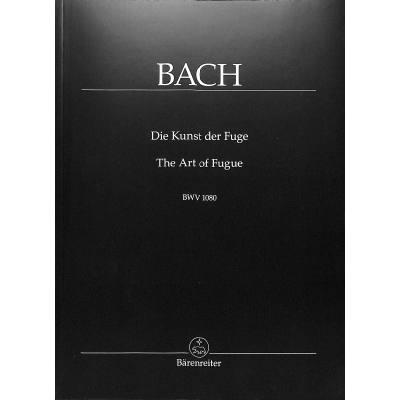Kunst der Fuge BWV 1080