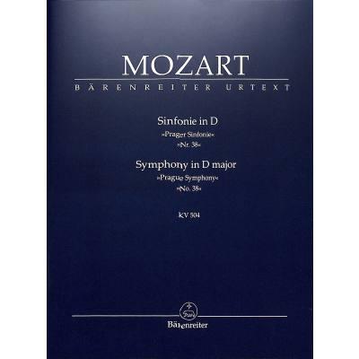 Sinfonie 38 D-Dur KV 504 (Prager)