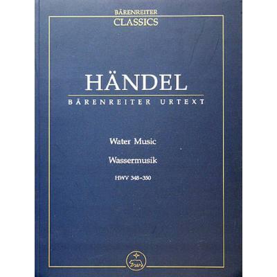 wassermusik-hwv-348-350, 8.50 EUR @ notenbuch-de