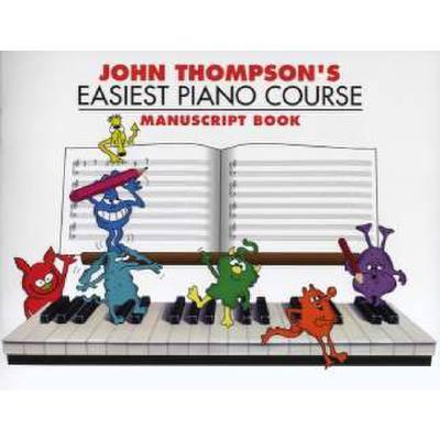 easiest-piano-course-manuscript-book
