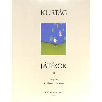 JATEKOK 2 (SPIELE FUER KLAVIER)