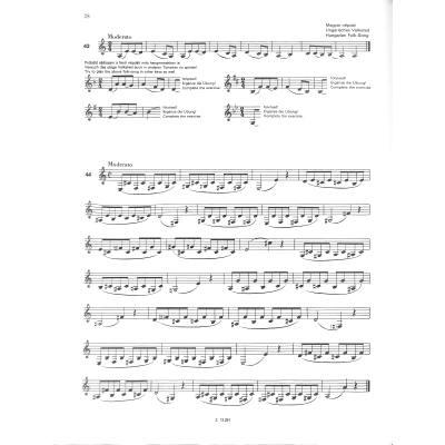 ich lerne klarinette 2. Black Bedroom Furniture Sets. Home Design Ideas