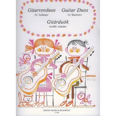 Gitarrenduos für Anfänger