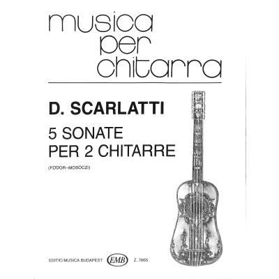 5 Sonaten