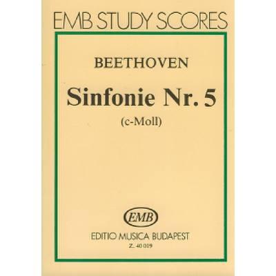 SINFONIE 5 C-MOLL OP 67 (SCHICKSAL)