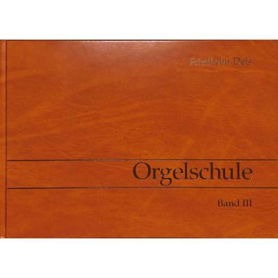 orgelschule-3-literatur-auswahl