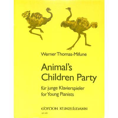 Animals Children Party