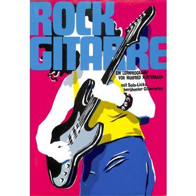 rock-gitarre