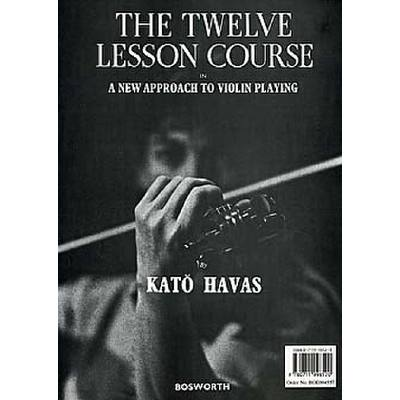THE TWELVE LESSON COURSE