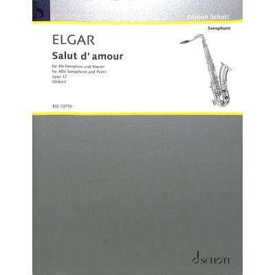 SALUT D´AMOUR OP 12 jetztbilligerkaufen