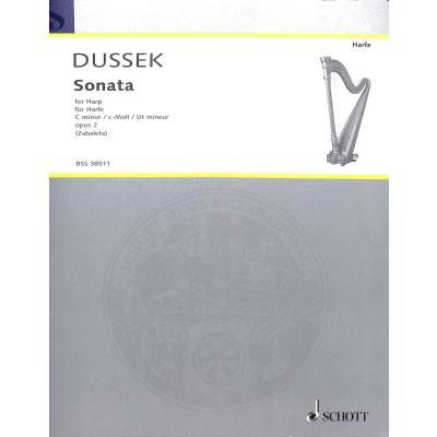 Sonate c-moll op 2