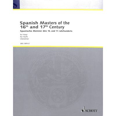 Spanish masters of the 16 + 17 century