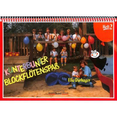 KUNTERBUNTER BLOCKFLOETENSPASS 2