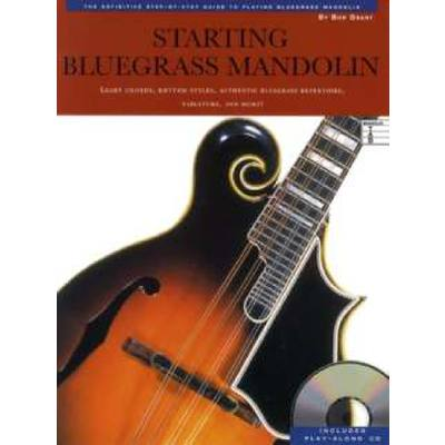 STARTING BLUEGRASS MANDOLIN