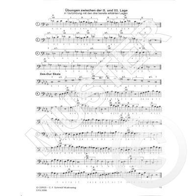 Franz simandl kontrabass schule