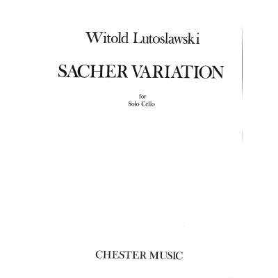 sacher-variationen