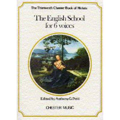 Thirteenth Chester Book Of Motets