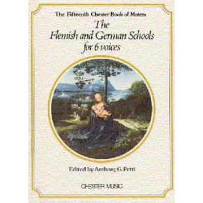 Fifteenth Chester Book Of Motets