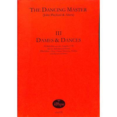 THE DANCING MASTER 3 - DAMES & DANCING