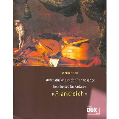 Lautenstücke aus der Renaissance - Frankreich