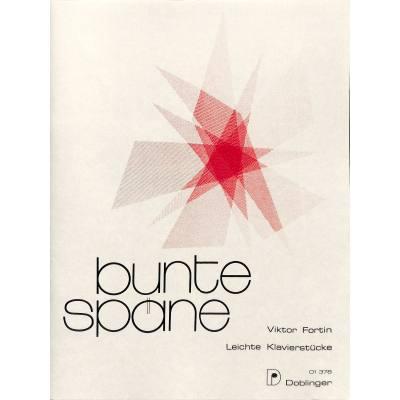 BUNTE SPAENE