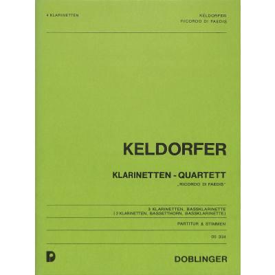 klarinetten-quartett