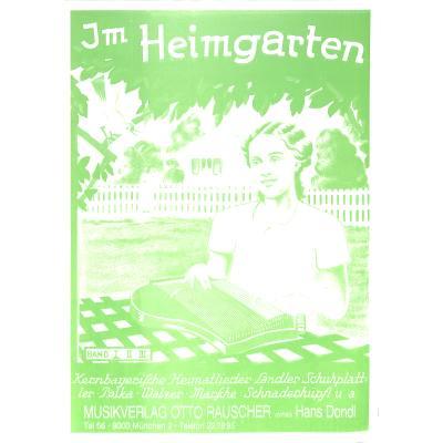 IM HEIMGARTEN 1