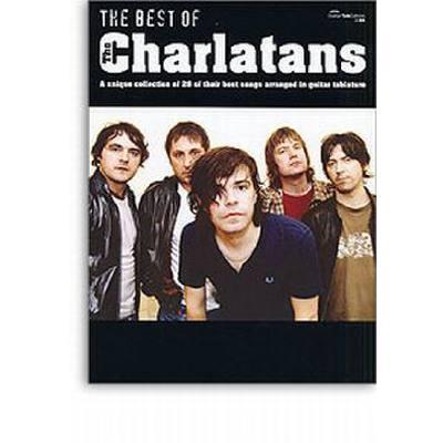 Faber Music Charlatans The - Charlatans, Best Of Guitar Tab jetztbilligerkaufen