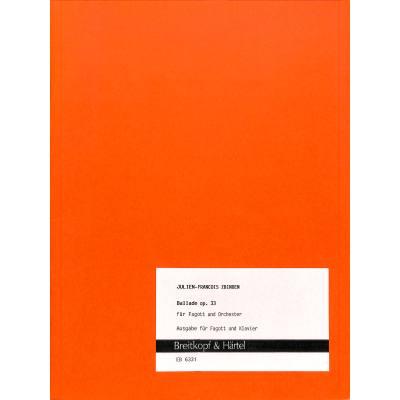 ballade-op-33