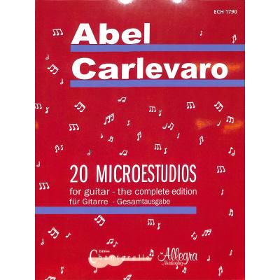 Abel carlevaro microestudios