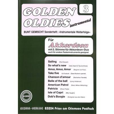 GOLDEN OLDIES 3