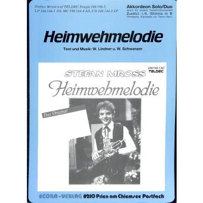 HEIMWEHMELODIE