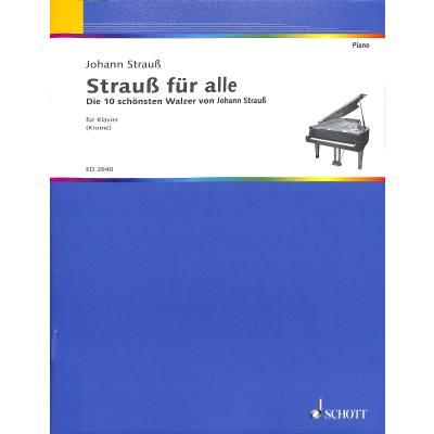 Strauss für alle