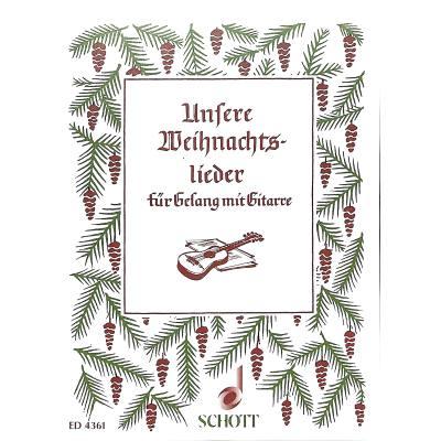 Weihnachtslieder Gesang.Unsere Weihnachtslieder