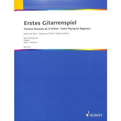 ERSTES GITARRENSPIEL 1
