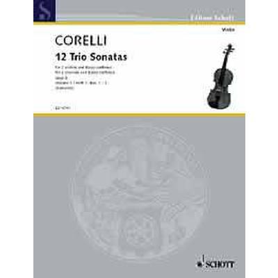 12-triosonaten-1-op-3-1-3