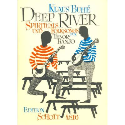 DEEP RIVER - SPIRITUALS + FOLKSONGS