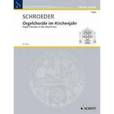 Orgelchoraele Im Kirchenjahr