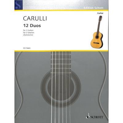 12 Duette