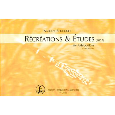 recreations-etudes