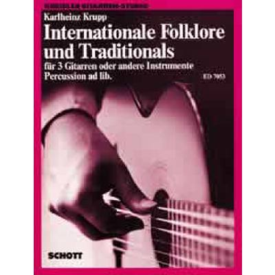 INTERNATIONALE FOLKLORE + TRADITIONALS