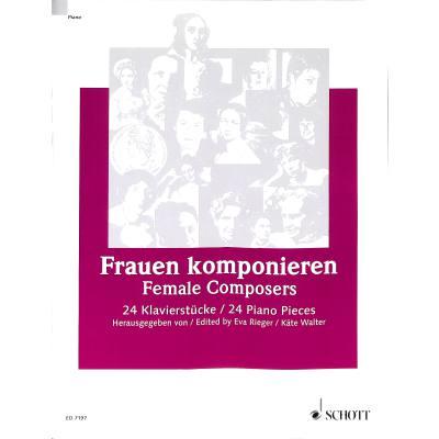 Frauen Komponieren