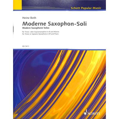 moderne-saxophon-soli