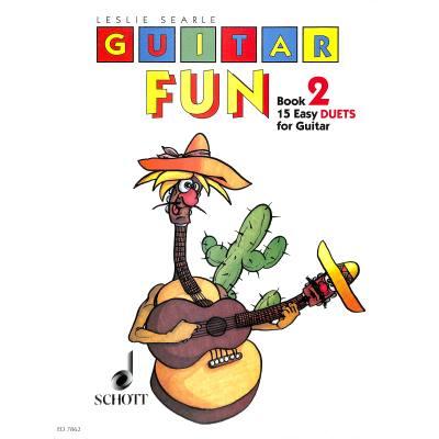 Guitar fun 2 - 15 leichte Duette