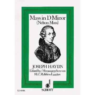 MISSA IN ANGUSTIIS D-MOLL HOB 22/11 (NELSONMESSE)