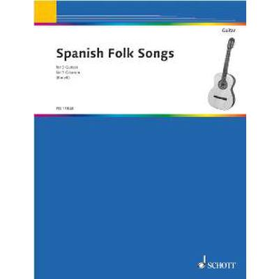 Spanish folk songs