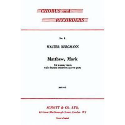 matthew-mark