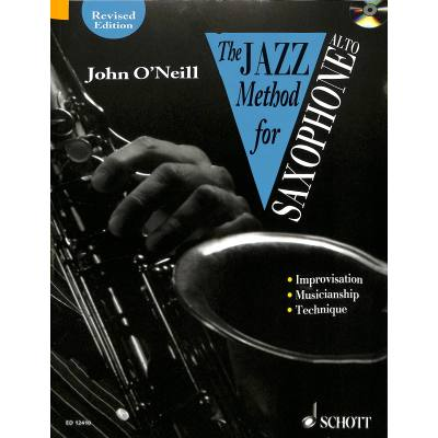 JAZZ METHOD FOR ES-SAX jetztbilligerkaufen
